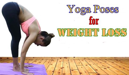 Top 5 Beginners Yoga Poses for Weight Loss
