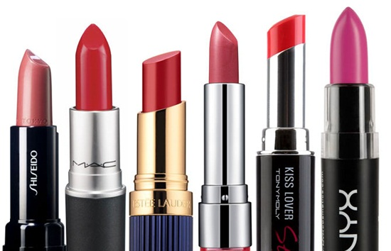 Top 5 Best Lipstick Brands in the World