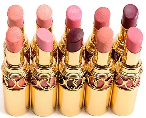 Yves Saint Laurent Lipsticks