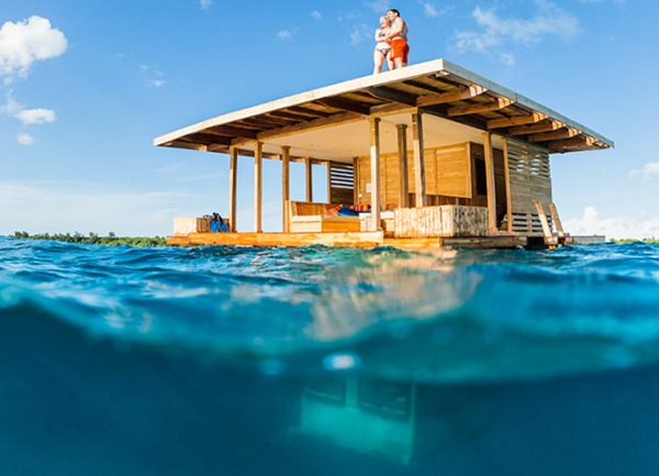 Top 5 Best Underwater Hotels in the World 2018