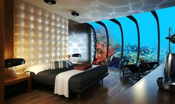 The Underwater Suite at Atlantis The Palm, Dubai