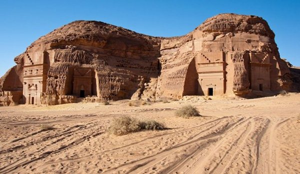 Al-Hijr - Mada'in Saleh