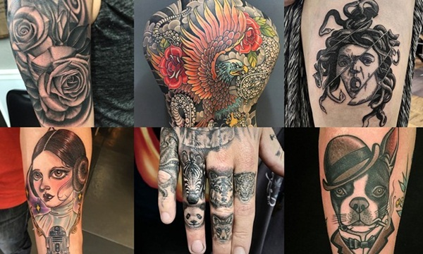 Top 5 Best Female Tattoo Artists in the World